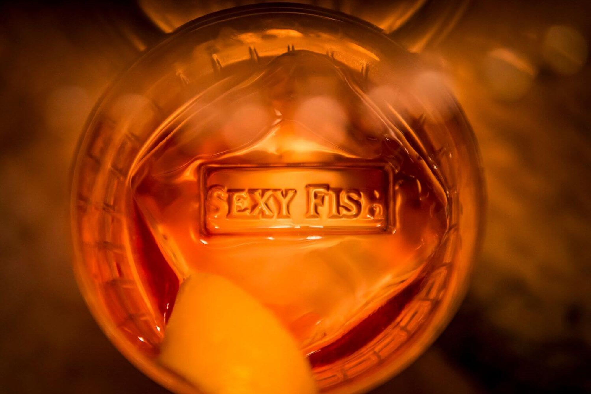 Sexy Fish in Mayfair has the largest collection of Japanese whisky in the world